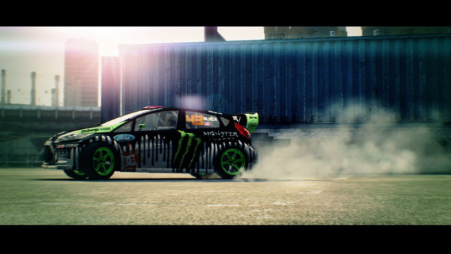 Rennspiel Dirt 3: Gymkhana © Codemasters