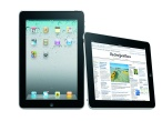 Mit dem richtigen Datentarif machen Tablet-PCs auch unterwegs richtig Spaß. ©Apple