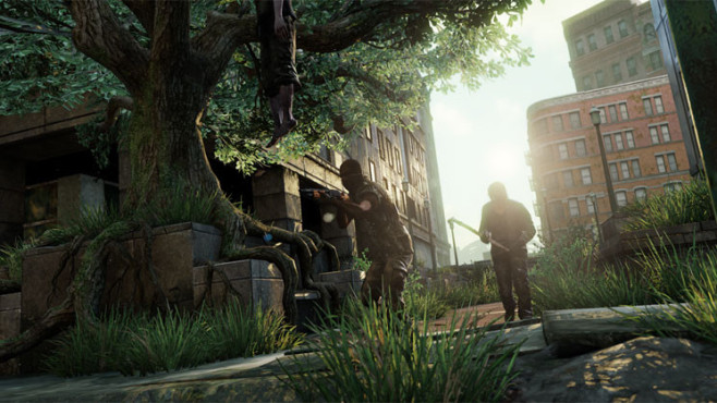 Actionspiel The Last Of Us: Angreifer ©Sony