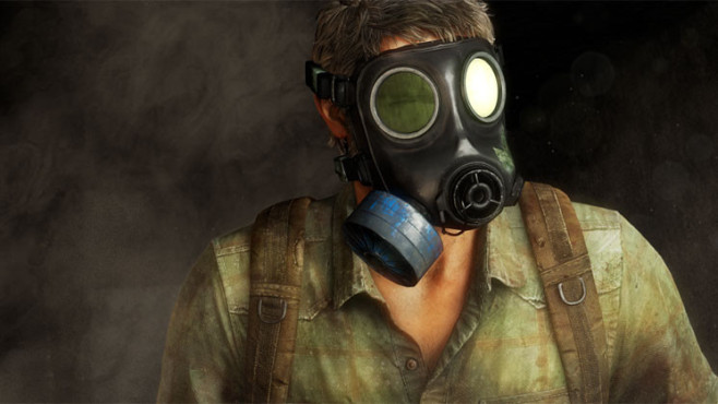 Actionspiel The Last Of Us: Gasmaske © Sony
