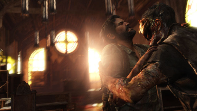 Actionspiel The Last Of Us: Kampf ©Sony