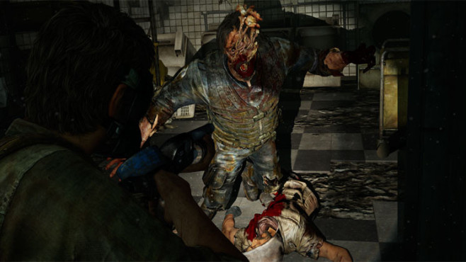 Actionspiel The Last Of Us: Zombie ©Sony