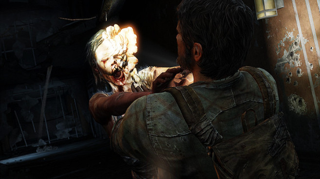 Actionspiel The Last of Us: Clicker © Sony