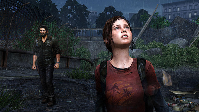 Actionspiel The Last of Us: Ellie ©Sony