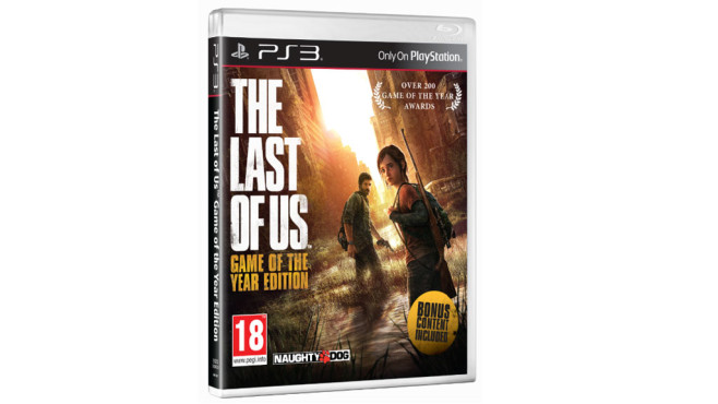 The Last of Us©Sony