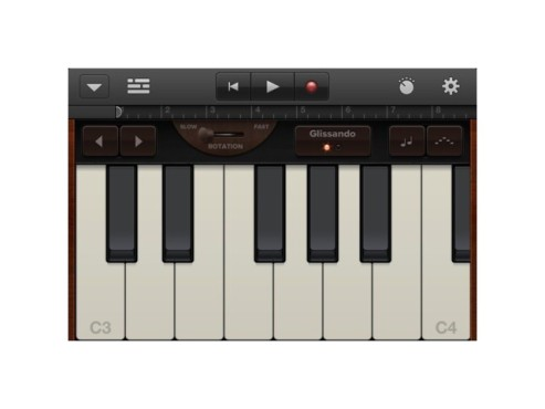 GarageBand © Apple Inc.