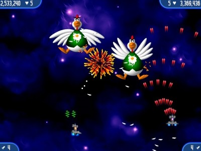 choi game chicken invaders 4 online