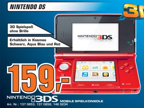 Nintendo 3DS ©Saturn
