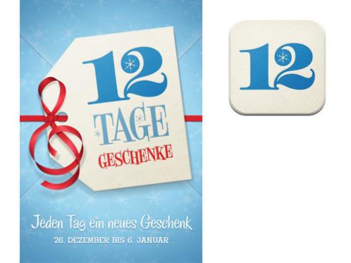 iTunes – 12 Tage Geschenke ©Apple Inc.