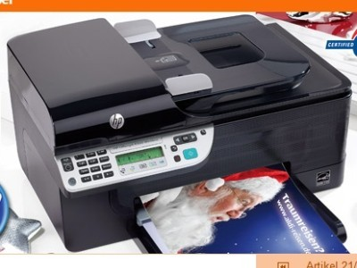 HP OfficeJet 4500 Wireless 4 in 1 AIO © Aldi Süd