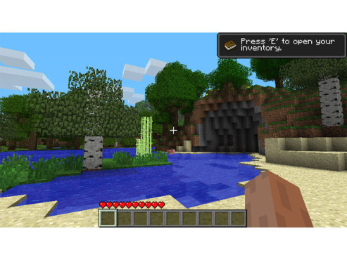 Screenshot Minecraft © Wikipedia