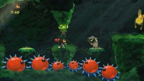 Rayman Origins: Sprung ©Ubisoft