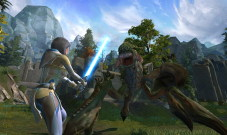 Online-Rollenspiel Star Wars – The Old Republic: Acklay © Electronic Arts