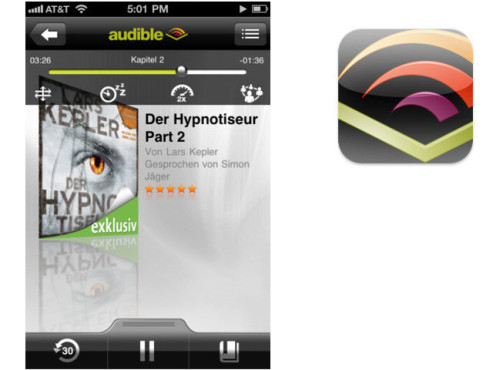 Audible © Audible, Inc