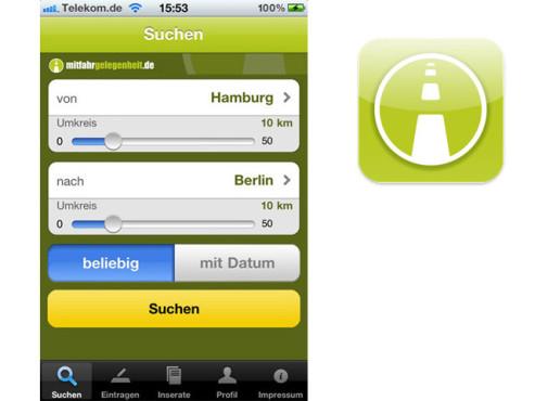 Mitfahrgelegenheit.de ©carpooling.com GmbH