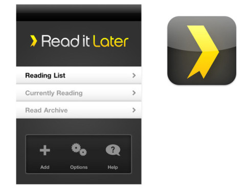 Read it Later ©Read it Later, Inc.