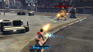 Star Wars – The Old Republic: Laser © Electronic Arts