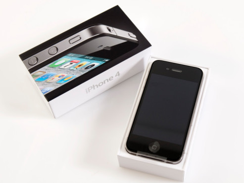 Apple iPhone 4 ©COMPUTER BILD