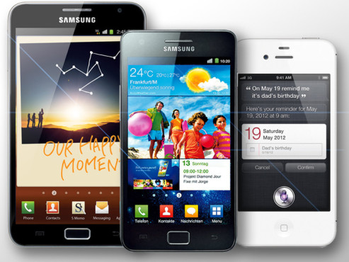 Die besten Smartphones ©COMPUTER BILD