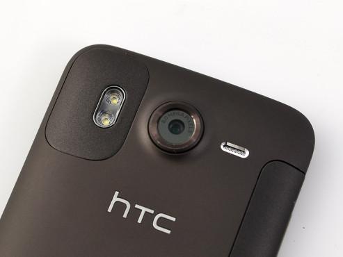 HTC Desire HD: Android-Flaggschiff mit großem Display ©COMPUTER BILD