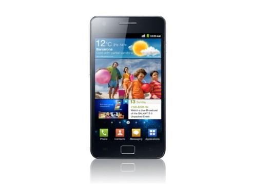 Samsung Galaxy S2: Der Star im Handy-Universum ©Samsung