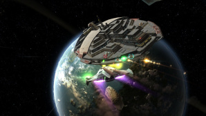 Online-Rollenspiel Star Wars – The Old Republic: Weltraumschlacht ©Electronic Arts