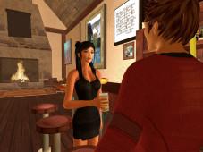 Avatare in Second Life ©Lindenlab Inc.