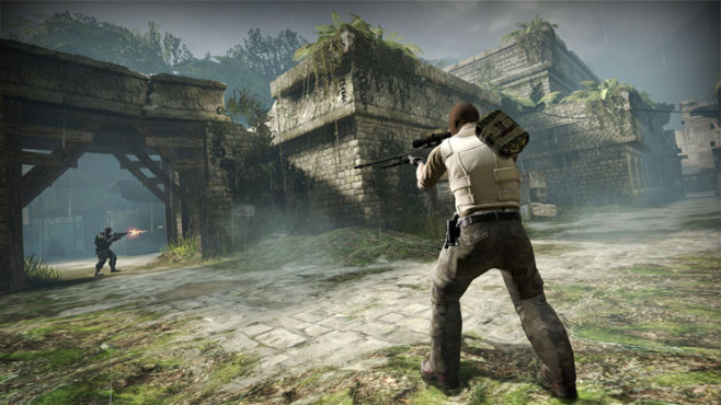 Online-Actionspiel Counter-Strike – Global Offensive © Valve