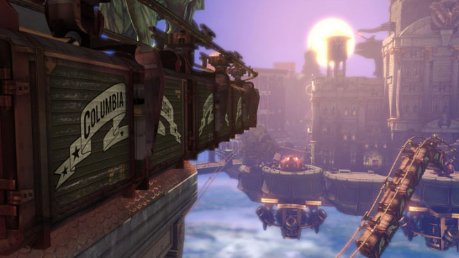Actionspiel Bioshock Infinite: Columbia © Take-Two