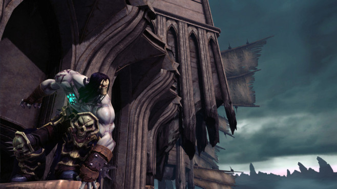 Actionspiel Darksiders 2 © THQ