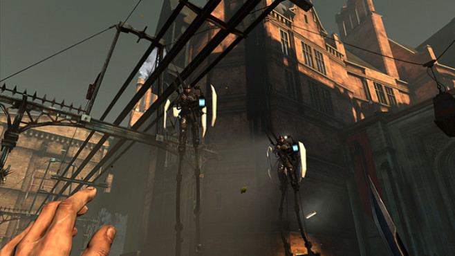 Actionspiel Dishonored © Bethesda