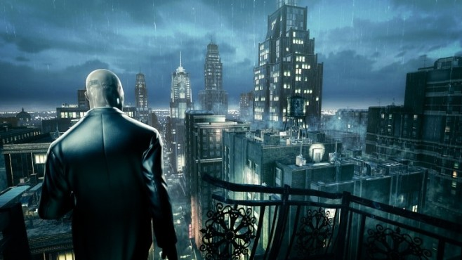 Actionspiel Hitman – Absolution: Agent 47 © Square Enix