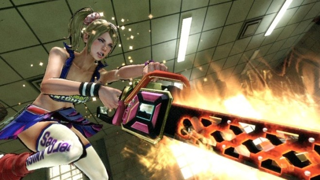 Actionspiel Lollipop Chainsaw © Warner Bros.