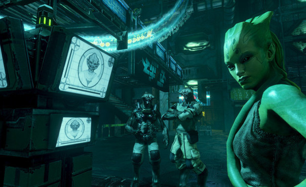 Actionspiel Prey 2 © Bethesda Softworks
