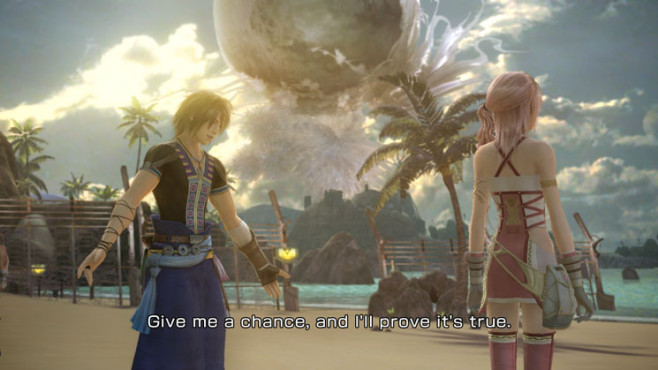 Rollenspiel Final Fantasy 13-2 © Square Enix