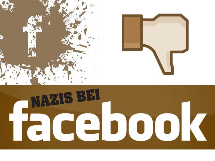 Neonazis bei facebook es gibt braune ecken im netzwerk