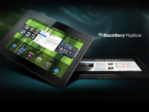 Tablet-PC RIM Blackberry Playbook © RIM
