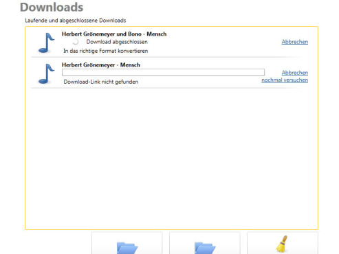 Erfolgreicher Download ©COMPUTER BILD