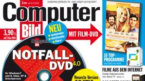 Heftvorschau: COMPUTER BILD 1/13 ©COMPUTER BILD