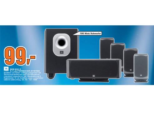 JBL SCS 200.5 ©Saturn