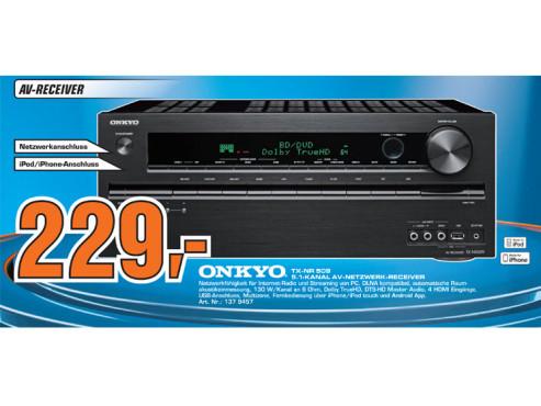 Onkyo TX-NR509 ©Saturn