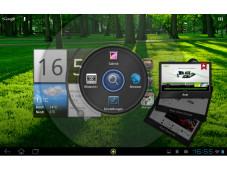 Schnellstart Acer Iconia Tab A700 ©COMPUTER BILD