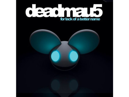 CD-Cover: Deadmau5 – For Lack Of A Better Name ©Amazon