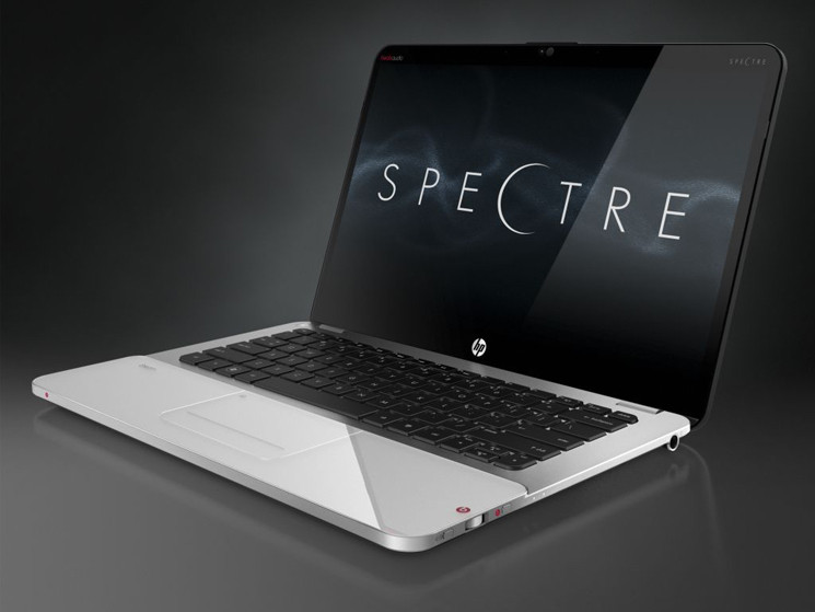 Envy 14 Spectre: HP enthüllt sein neues Ultrabook ...