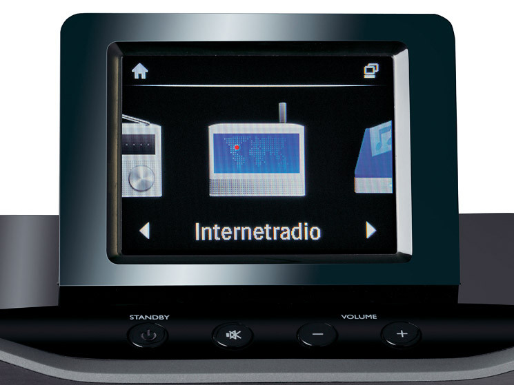 philips heimkinosystem mci 8080 internetradio dvd wlan touchscreen fb uvp 999 ebay. Black Bedroom Furniture Sets. Home Design Ideas