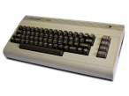 Heimcomputer Commodore 64 (C64)&nbsp;&copy;&nbsp;wikipedia.org