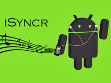 iSyncr for PC&nbsp;&copy;&nbsp;JRTStudio