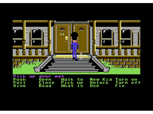 Screenshot Maniac Mansion © Lucasarts