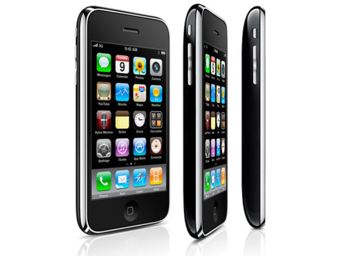 Smartphone Apple iPhone 3GS © COMPUTER BILD