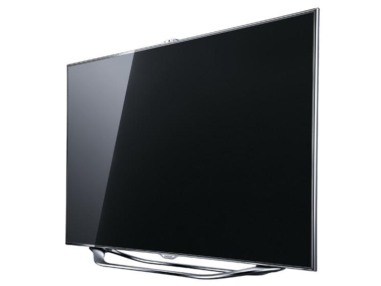 samsung smart tv es8090 fernseher mit gestensteuerung. Black Bedroom Furniture Sets. Home Design Ideas